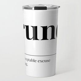Brunch Travel Mug