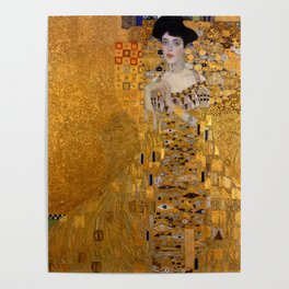 The Woman in Gold Poster