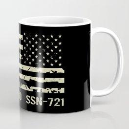 USS Chicago Coffee Mug