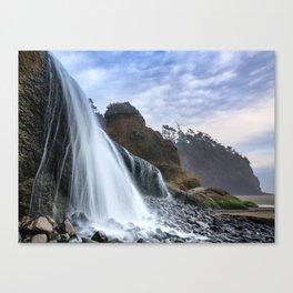 Hug Point Falls Canvas Print