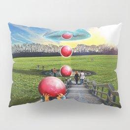 Interspatial Field Pillow Sham