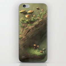 Tiny Life iPhone & iPod Skin