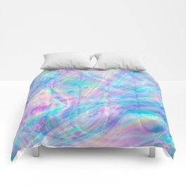 Unicorn Tears Comforters