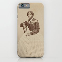 Harriet Tubman Vintage Photograph iPhone Case
