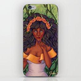 Dulcea Serrao iPhone Skin