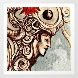 Asgard Art Print