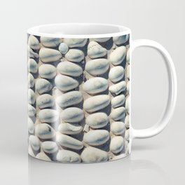 White Pebble Coffee Mug
