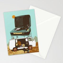 BROKEDOWN Stationery Cards