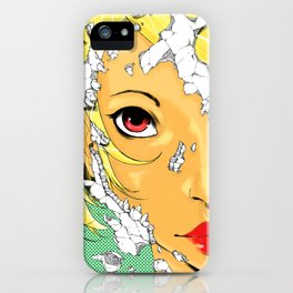My favourite girlfriend is dead! iPhone Case