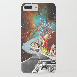 Where the Road Takes Us iPhone Case