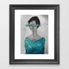 m. wonderwall Framed Art Print