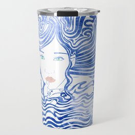 Water Nymph XLIII Travel Mug