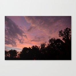 Sky 8 Canvas Print