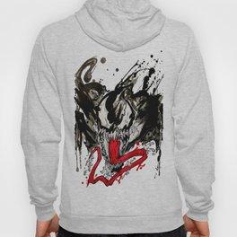 Venom - Splattered Symbiote Hoody