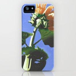Sunflower-12 iPhone Case