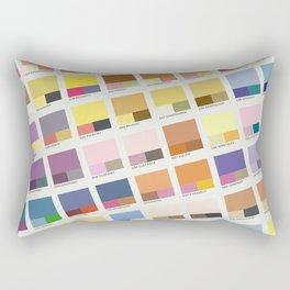 Poke-Pantone 1 (Kanto Region) Rectangular Pillow
