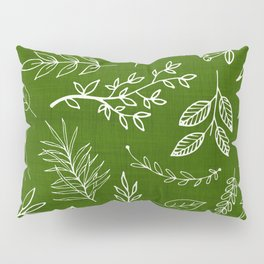 Emerald Forest Pillow Sham
