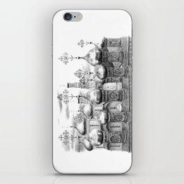 Moscow Kremlin Cupolas G2009-048 iPhone Skin