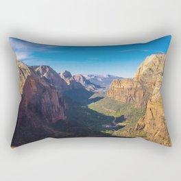 Angels Landing Rectangular Pillow