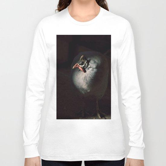 Guinea Fowl  Long Sleeve T-shirt