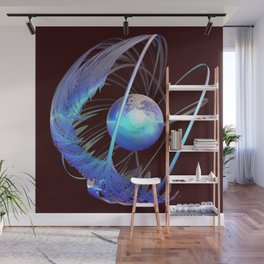Unearth Wall Mural