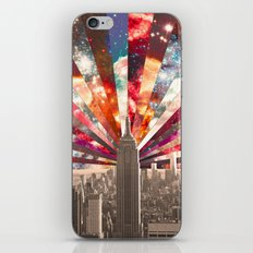 Superstar New York iPhone Skin