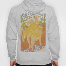 Botanical Girls Hoody
