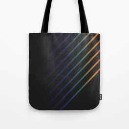 Rainbow in the Night Tote Bag