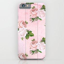 Beatiful Shabby  Design iPhone Case
