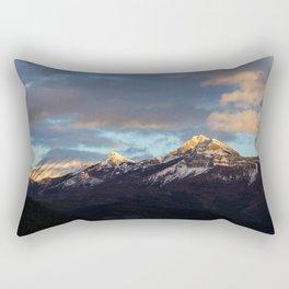 Sunset of Provence Rectangular Pillow