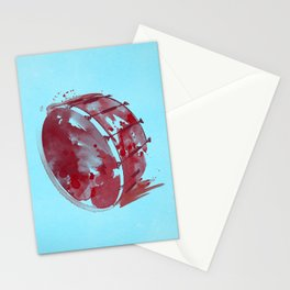 Symphony Series: Percussion Stationery Cards