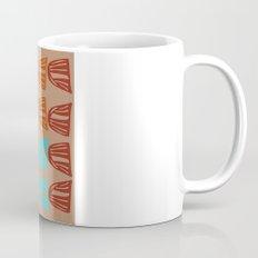 Vessels on Linen Mug
