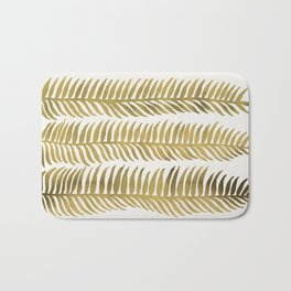 Golden Seaweed Bath Mat