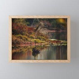 Fairy Lake Framed Mini Art Print