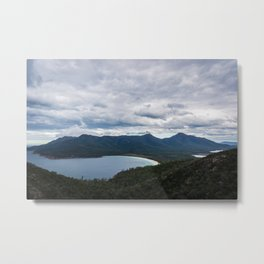 Wineglass Bay, Tasmania Metal Print