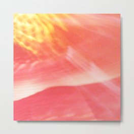 reflection of chihuly ii Metal Print