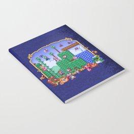 Mario Super Bros, Too Notebook