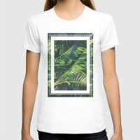 palm trees T-shirts featuring Palm Trees by Cody Rayn
