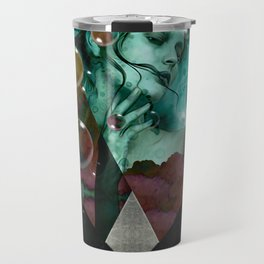 """The witch of the water forest"" Travel Mug"