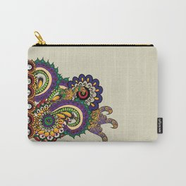 Hello 70s! Corally Carry-All Pouch
