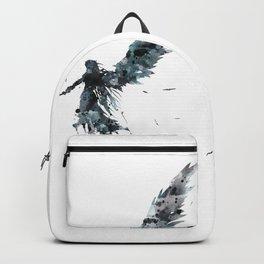 Final Fantasy Watercolor Backpack