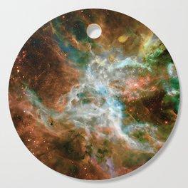 Tarantula Nebula Cutting Board