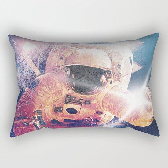 Astro Nova 02, capsule breach Rectangular Pillow