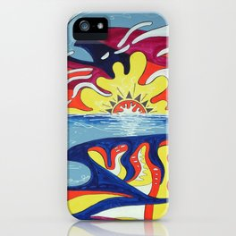 Laguna iPhone Case