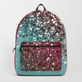 Tropical Watermelon Glitter #1 #decor #art #society6 Backpack