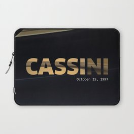NASA Cassini Laptop Sleeve