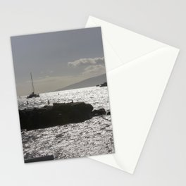 Let's set sail Stationery Cards