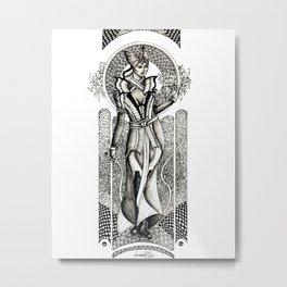 Enchanter Metal Print