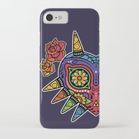 majora iPhone & iPod Cases featuring El Dia de la Majora by Marco Mottura - Mdk7