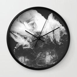 Stoned Wall Clock